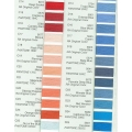RA Colour Thread Card C-D1
